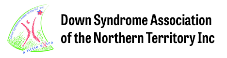 Down Syndrome Association of the Northern Territory Inc (DSANT) Logo